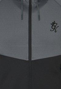 Gym King - CHIBA TRACKSUIT - Training jacket - black/grey marl - 3
