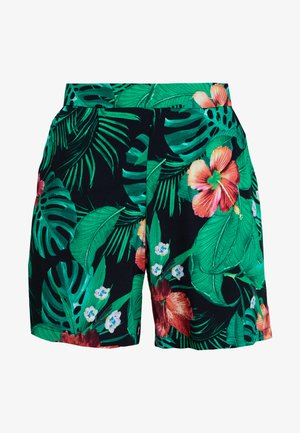 HOSE KURZ - Shorts - navy