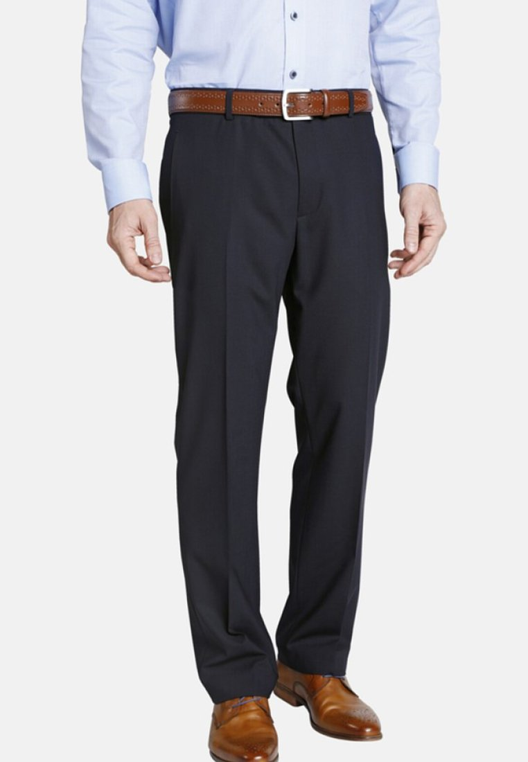 Charles Colby - FINIAN - Suit trousers - dark blue