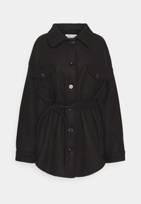 Nly by Nelly - MY DEAREST SHACKET - Short coat - black - 4