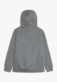 Nike Sportswear - Mikina skapucí - carbon heather/white - 1