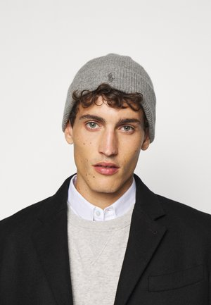 HAT - Beanie - fawn grey heather