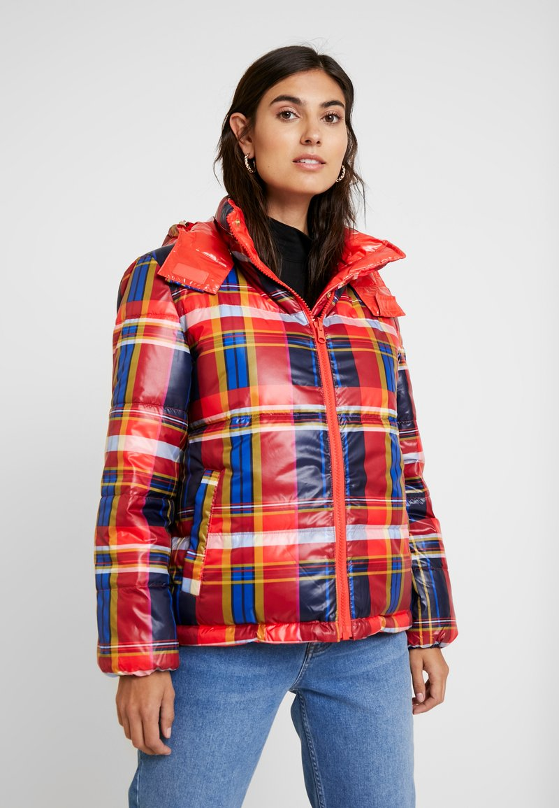 s.Oliver - OUTDOOR - Zimní bunda - red