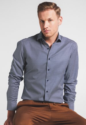 SUPER SLIM FIT - Formal shirt - marine