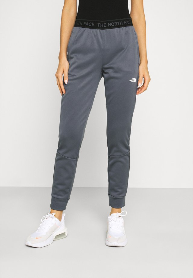 PANT - Tracksuit bottoms - vanadis grey