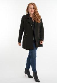MS Mode - IN BIKERMODEL - Short coat - black - 1