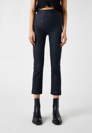 Broek - mottled black