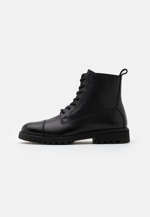 ALPERTON - Lace-up ankle boots - black