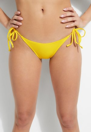 Bikini bottoms - gelb