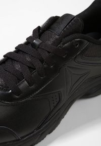 Reebok - WORK N CUSHION 3.0 - Neutral running shoes - black - 5