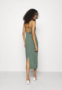 Zign - Sukienka z dżerseju - green - 2