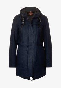 Cecil - Down coat - blau - 3
