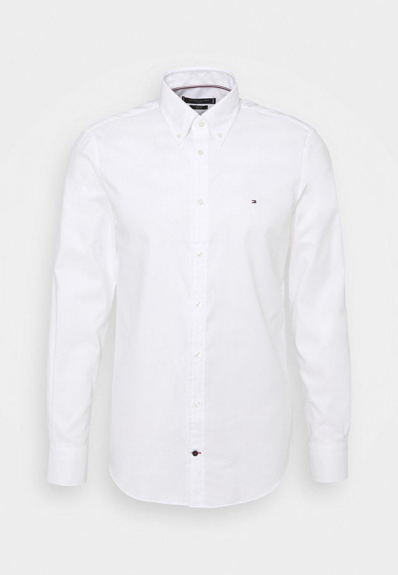 Tommy Hilfiger Tailored - DOBBY SLIM - Formal shirt - white