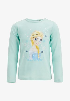 DISNEY  - Long sleeved top - turquoise