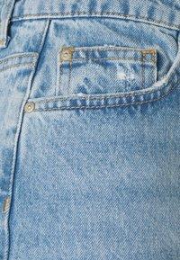 Trendyol - Straight leg jeans - blue - 2