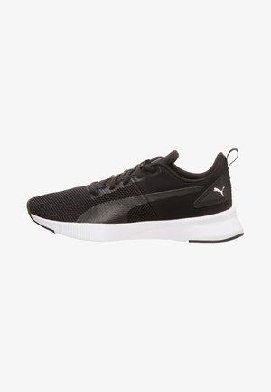 FLYER RUNNER SNEAKER KINDER - Neutral running shoes - black/white