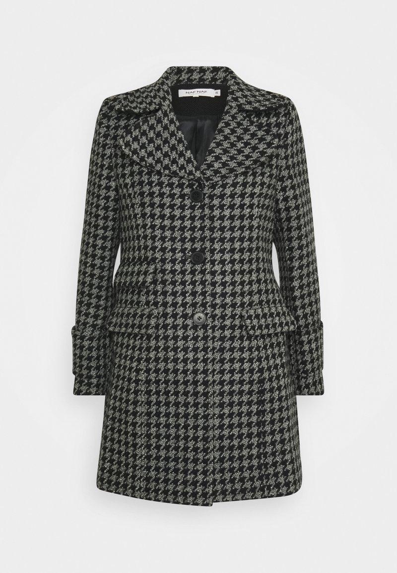 NAF NAF - AISY - Classic coat - black
