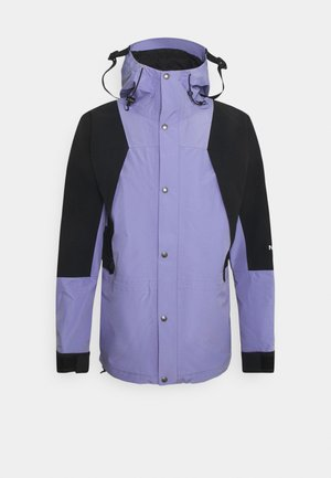 RETRO MOUNTAIN FUTURE LIGHT JACKET - Waterproof jacket - sweet lavender
