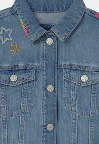 GAP - GIRLS - Džínová bunda - blue denim - 2