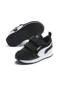 Puma - Baby shoes - black-white - 2