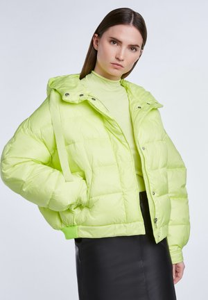 Winter jacket - fluo