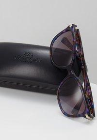 Coach - Sunglasses - confetti purple - 2