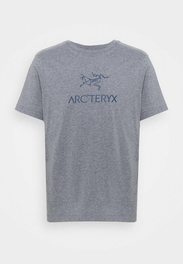 ARC'WORD T-SHIRT SS MEN'S - T-shirt con stampa - masset heather