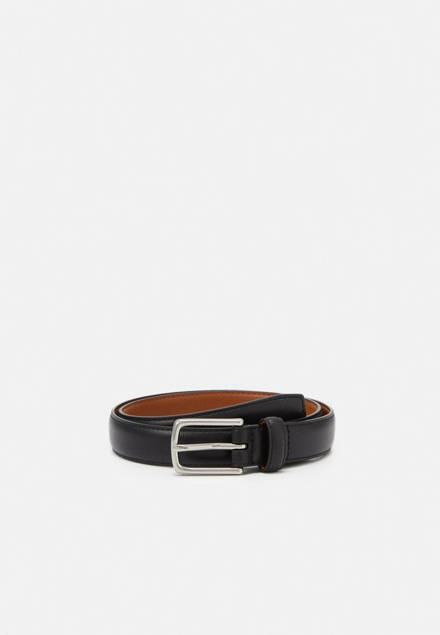 BUCKLE UNISEX - Belte - black