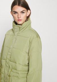 Moss Copenhagen - PETRINA JACKET - Winter jacket - sage - 3