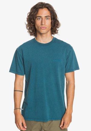 ACID SUN - T-shirt basic - blue coral
