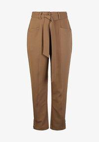 YAS - Trousers - nougat - 0