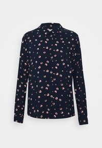 ICHI - IHVERA - Button-down blouse - blue - 0