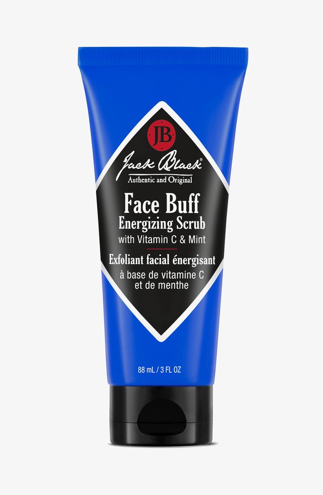 FACE BUFF ENERGIZING SCRUB - Barbergel - -
