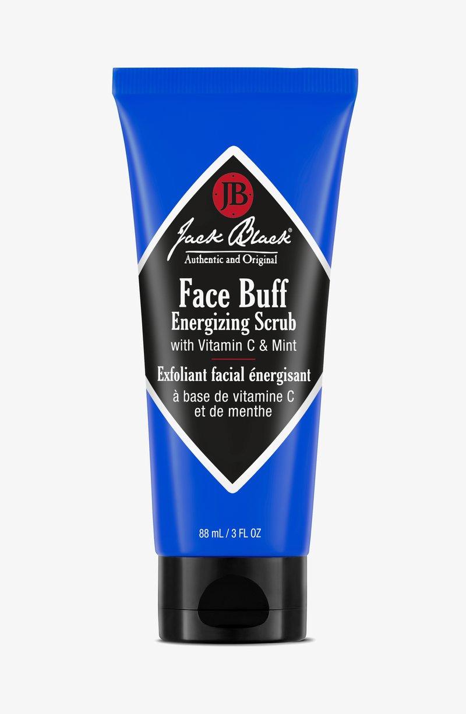 Jack Black - FACE BUFF ENERGIZING SCRUB - Shaving gel - -