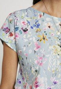 Anna Field - Print T-shirt - goblinblue - 5