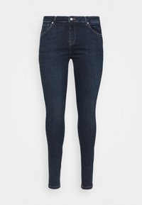 Selected Femme Curve - SLFINA - Skinny-Farkut - dark blue denim - 3