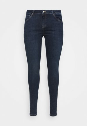 SLFINA - Jeans Skinny Fit - dark blue denim
