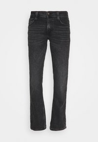 OREGON - Straight leg jeans - grey denim