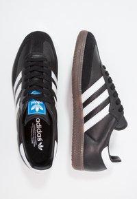 adidas Originals - SAMBA OG - Sneaker low - core black/footwear white - 1