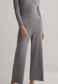 OYSHO - Kalhoty - grey - 3