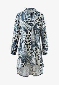 Alba Moda - Button-down blouse - marineblau/weiß/weiß - 2