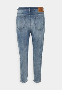Diesel - D-FAYZA - Relaxed fit jeans - medium blue - 1