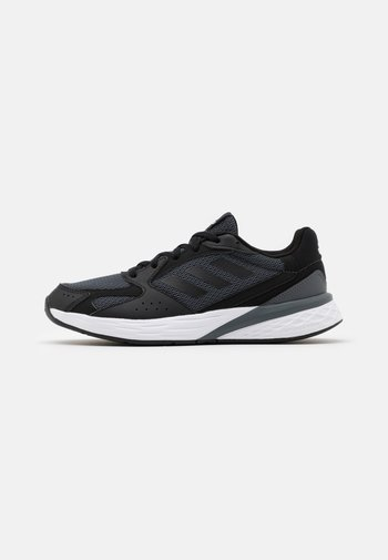 RESPONSE RUN - Neutrale løbesko - grey five/core black/dash grey