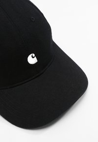 Carhartt WIP - MADISON LOGO UNISEX - Cap - black/white - 4