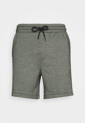 ELASTIC - Shorts - yellow/black
