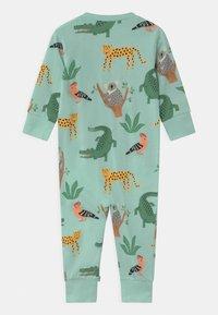 Lindex - KOALA & FRIENDS UNISEX - Pyjamas - light dusty turquoise - 1