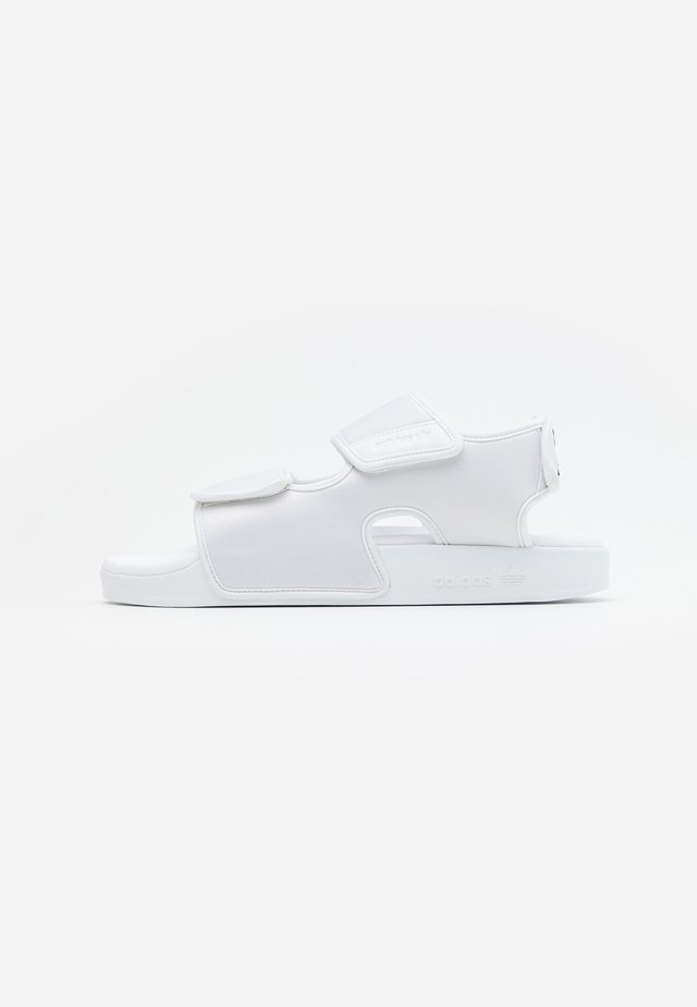ADILETTE 3.0 - Sandales - footwear white/core black