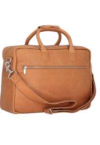 Cowboysbag - THE COLLEGE - Briefcase - tobacco - 1