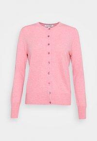 Marks & Spencer London - CREW - Cardigan - light pink - 0