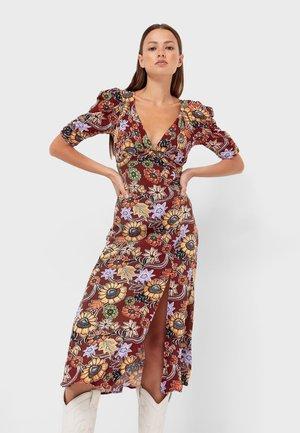 MELIGES MIT 06310610 - Day dress - brown